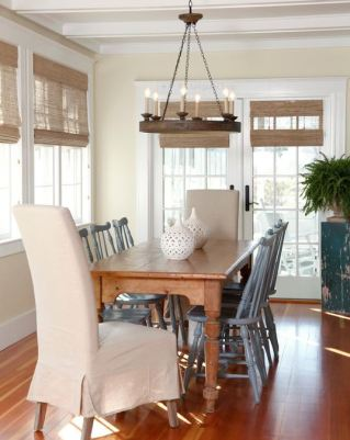 Beach House Chandelier Currey Gale Michaud Interiors